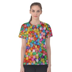 Ball Pit Women s Cotton Tee