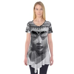 Buddha Short Sleeve Tunic