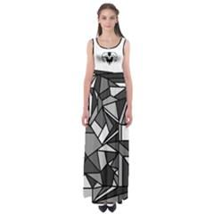 Aries Empire Waist Maxi Dress