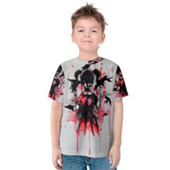 This Is Fine...  Kid s Cotton Tee