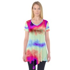 Calm Of The Storm Short Sleeve Tunic