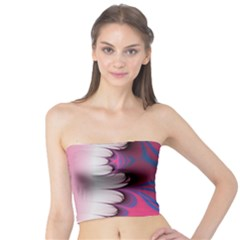 Liquid Roses Tube Top