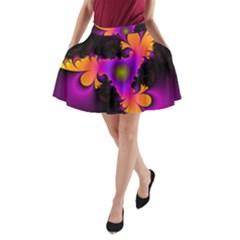 Beginning A-Line Pocket Skirt