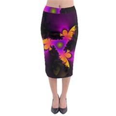 Beginning Midi Pencil Skirt