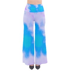 Blue And Purple Clouds Pants