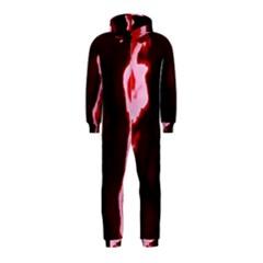 crimson sky Hooded Jumpsuit (Kids)