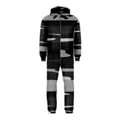 Gray Camouflage Hooded Jumpsuit (Kids)