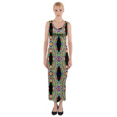 Shape Fitted Maxi Dress