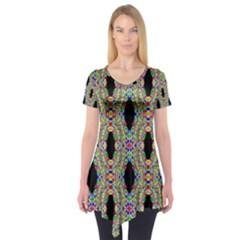 Shape Short Sleeve Tunic