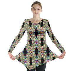 Shape Long Sleeve Tunic