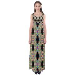 Shape Empire Waist Maxi Dress