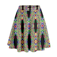 Shape High Waist Skirt