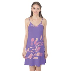 Purple abstraction Camis Nightgown