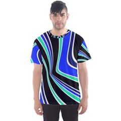 Colors of 70 s Men s Sport Mesh Tee