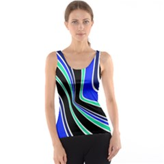 Colors of 70 s Tank Top