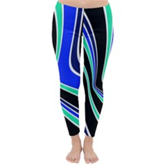 Colors of 70 s Winter Leggings