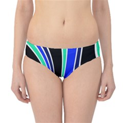 Colors of 70 s Hipster Bikini Bottoms