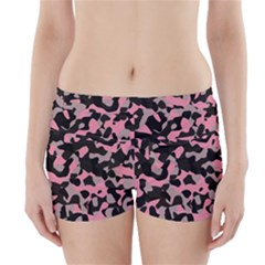 Kitty Camo Boyleg Bikini Wrap Bottoms