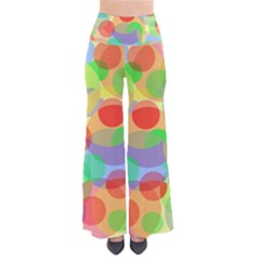 Colorful circles Pants