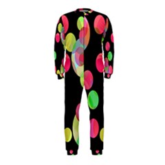 Colorful decorative circles OnePiece Jumpsuit (Kids)