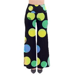 Yellow circles Pants
