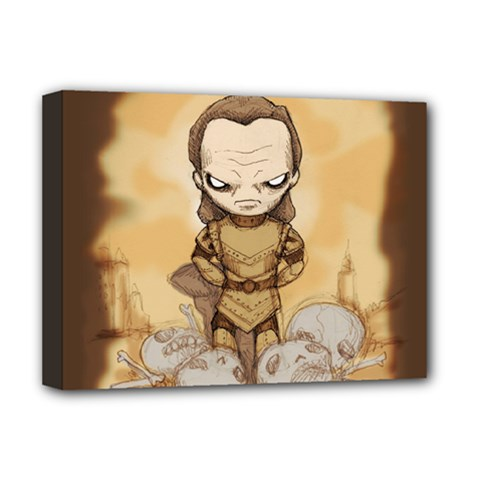 Scourge of Carpathia Deluxe Canvas 16  x 12