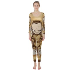 Scourge of Carpathia Long Sleeve Catsuit