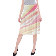 Light Fun Midi Beach Skirt