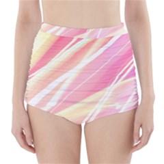 Light Fun High Waisted Bikini Bottoms