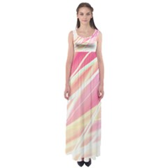 Light Fun Empire Waist Maxi Dress
