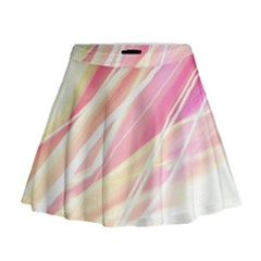 Light Fun Mini Flare Skirt