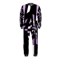 Purple abstraction OnePiece Jumpsuit (Kids)