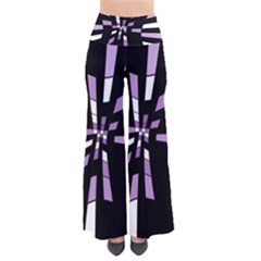 Purple abstraction Pants