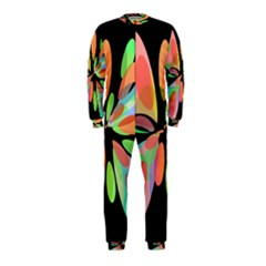 Colorful abstract flower OnePiece Jumpsuit (Kids)