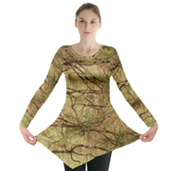 Camo Long Sleeve Tunic