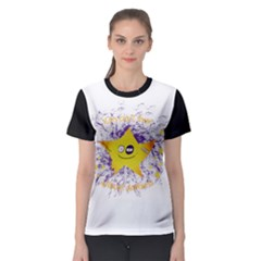 Stars can t shine without darkness Women s Sport Mesh Tee
