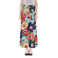 Alexa Floral Women s Maxi Skirt
