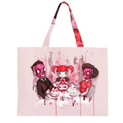 Give Us This Day Large Tote Bag