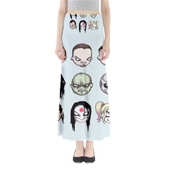 Worst Heroes Ever Maxi Skirts