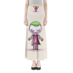 Suicide Clown Maxi Skirts