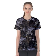 Naturally Rugged & Earthy Women s Cotton Tee