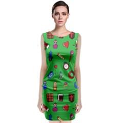 Adventure Supplies Classic Sleeveless Midi Dress