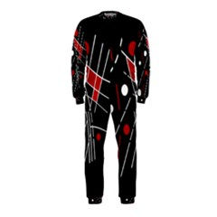 Artistic abstraction OnePiece Jumpsuit (Kids)