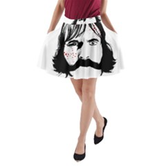 Bill The Butcher A Line Pocket Skirt
