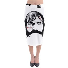 Bill The Butcher Midi Pencil Skirt