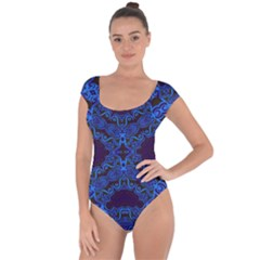 Picsart 06 18 01 38 26r (2)u Short Sleeve Leotard