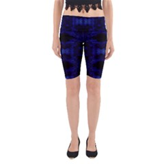Ancient Who Yoga Cropped Leggings