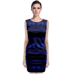 Ancient Who Classic Sleeveless Midi Dress