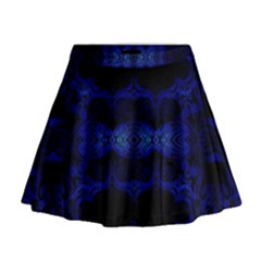Ancient Who Mini Flare Skirt
