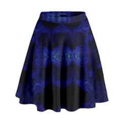 ANCIENT WHO High Waist Skirt